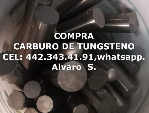VENTA DE CARBURO DE TUNGSTENO
