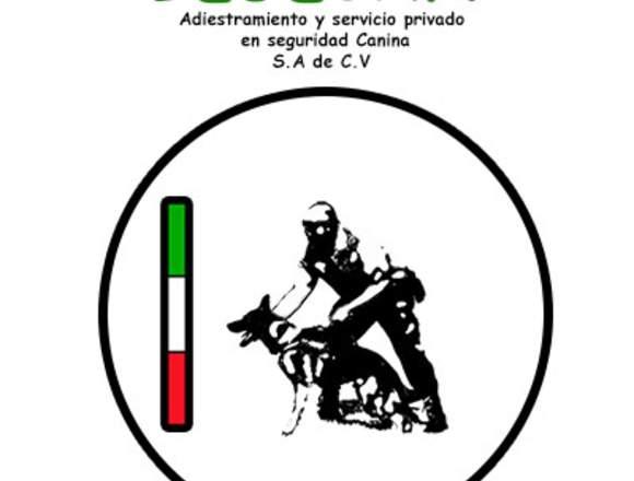 Empresa de seguridad privada y canina