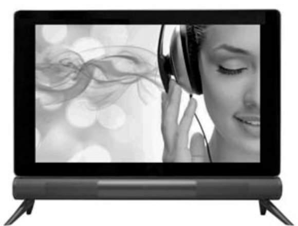 Televisor Aiwa Smart.