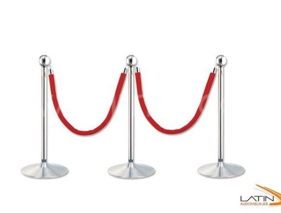 Separadores de fila para eventos