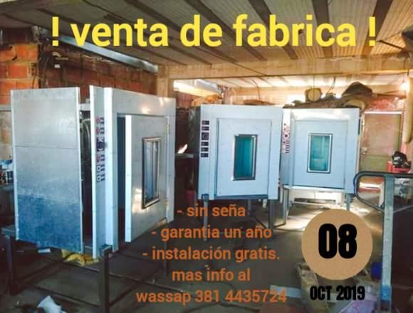 Venta directa de fábrica hornos rotativos !!!!!!