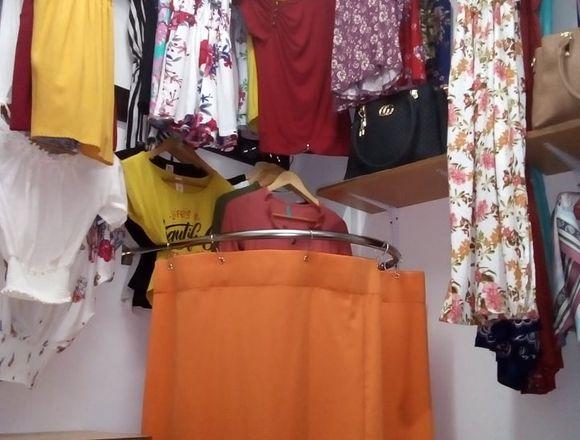 traspaso tienda de ropa de dama