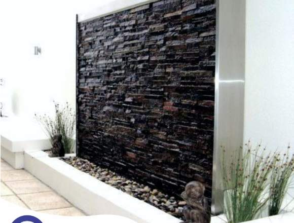 Muro Lloron, para Muros Interiores y Exteriores
