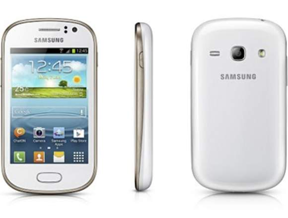 Samsung android galaxy young