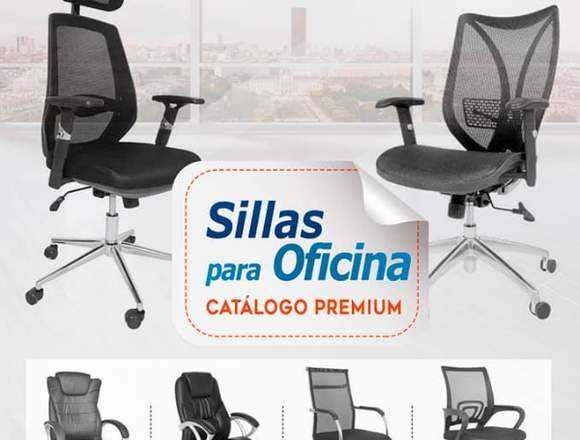 SILLAS  PARA EL HOGAR Y OFICINA -  ANDERCRU SAC