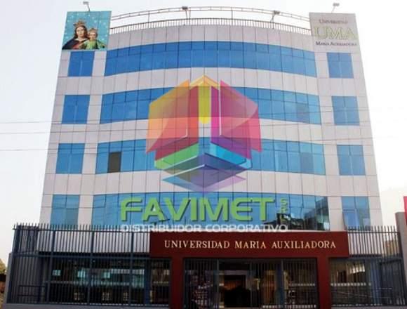 PUERTAS Y MAMPARAS  -  FAVIMET SRL