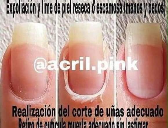 Curso de sistema de uñas acrilicas(acrílico y gel)