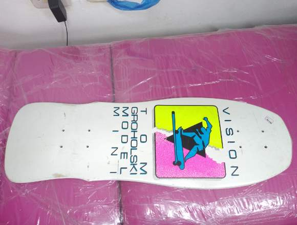 Tabla lomboar skate