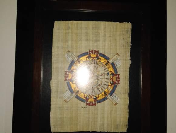 Calendario egipcio original