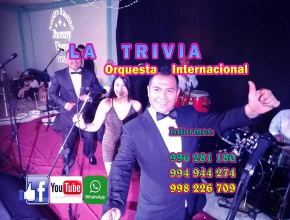 Orquesta Para Matrimonios Bodas Cumpleaños 50 años