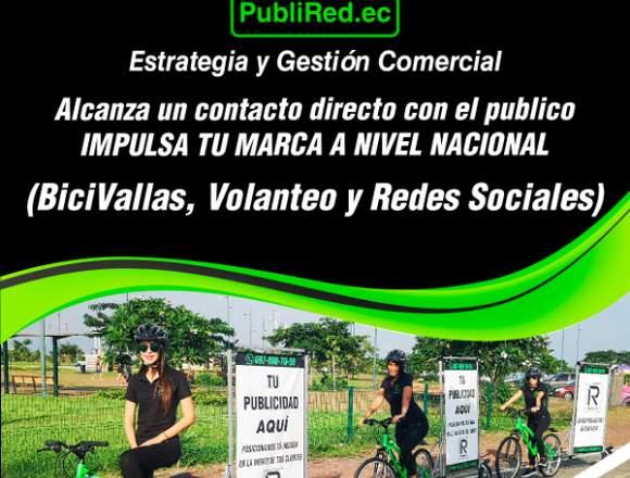 ESTRATEGIAS DE PUBLICIDAD A NIVEL NACIONAL
