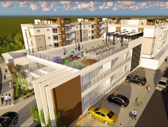 Excelente Proyecto de Apartamentos