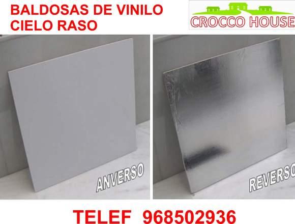 BALDOSAS VINILO  CIELO RASO PROVINCIA 968502936