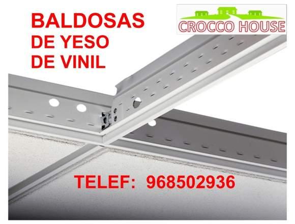CIELO RASO BALDOSAS DE VINIL LIMA 968522936