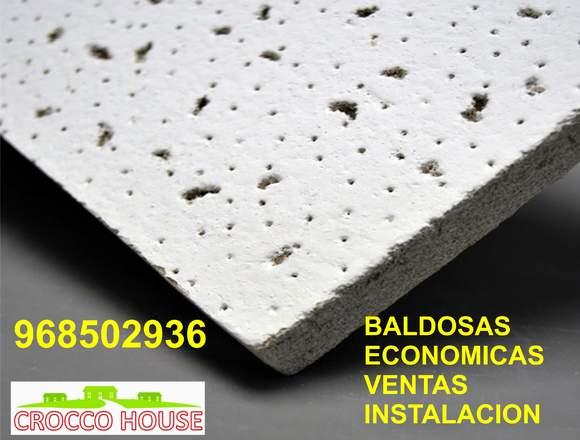 CIELO RASO BALDOSAS  VINILO 968502936 LIMA