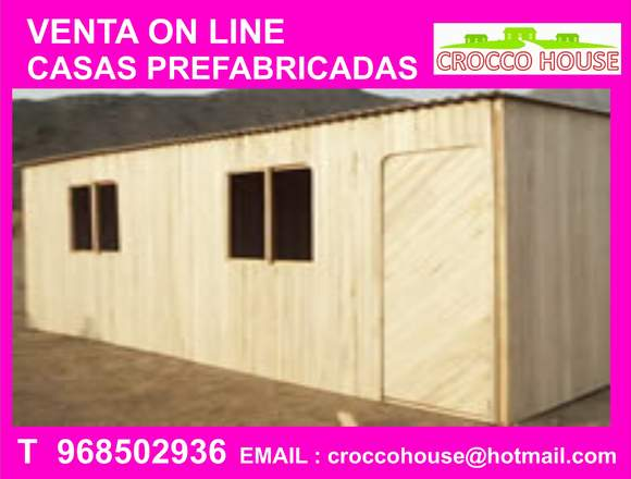PREFABRICADOS DE MADERA 968502936