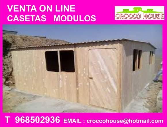 CASAS PREFABRICADAS DE MADERA PERU 968502936