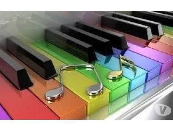 Clases de Canto y Piano/Teclado