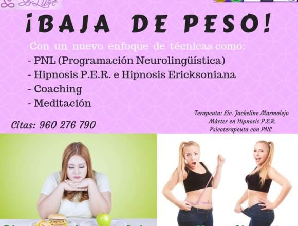 Terapias emocionales con Hipnosis, PNL, coaching