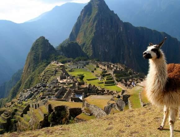 Paquete turístico a Cusco sólo paga el adelanto