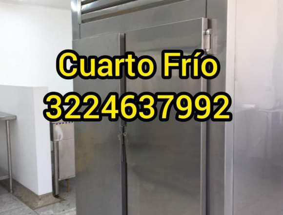 CUARTOS FRÍOS REFERENCIA WORKS STEEL DASF