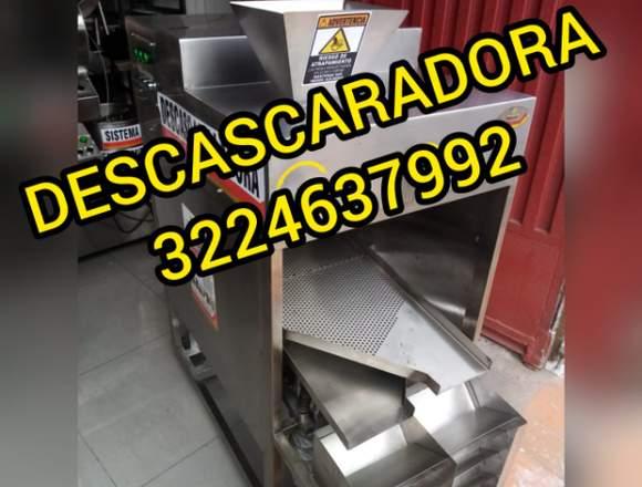 DESCASCARILLADOR - DESCASCARADORA EN  WORKS STEEL