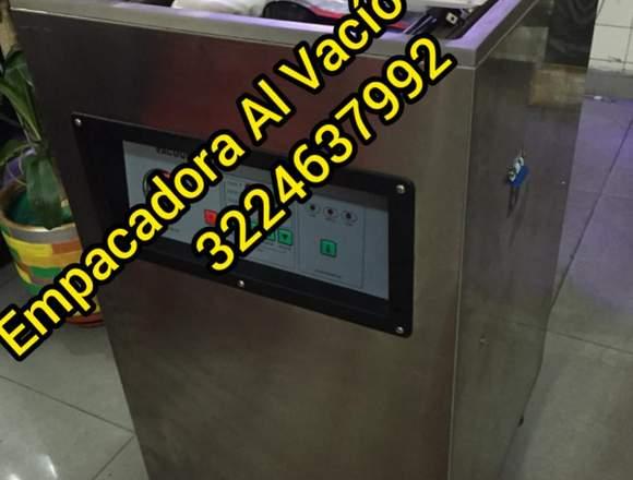 EMPACADORA AL VACIO MARCA  WORKS STEEL DASF
