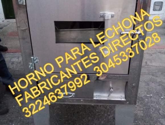 HORNO LECHONERO MARCA WORKS STEEL DASF