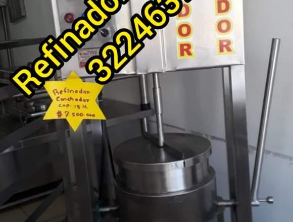 REFINADOR CONCHADOR DE CHOCOLATES - REFINADORAS