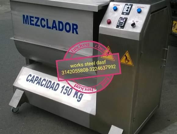 MEZCLADOR INDUSTRIAL ASADOR DE AREPAS MOLINO