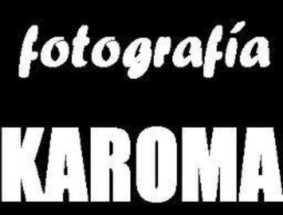 Fotografía Karoma paquetes fotográficos