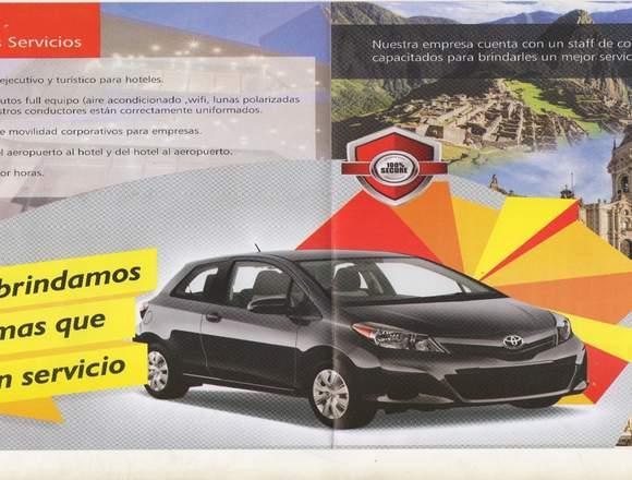 Turismo y servicio de taxi Remisse