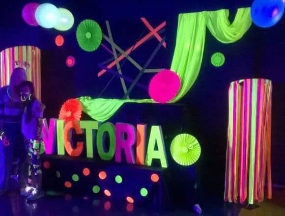 Fiesta Neón, Fiesta Spa, Karaoke