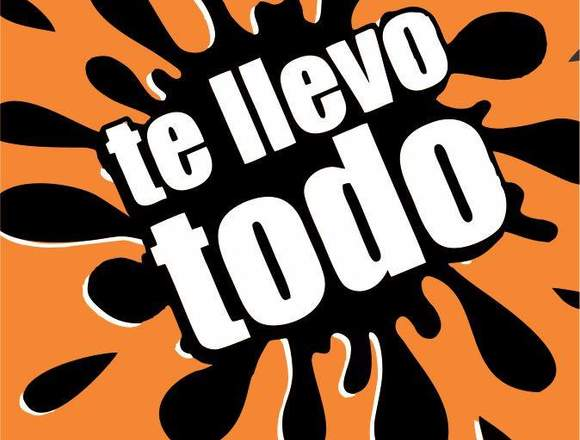 """Fletes y Mudanzas """"Te LLevo Todo"""""""