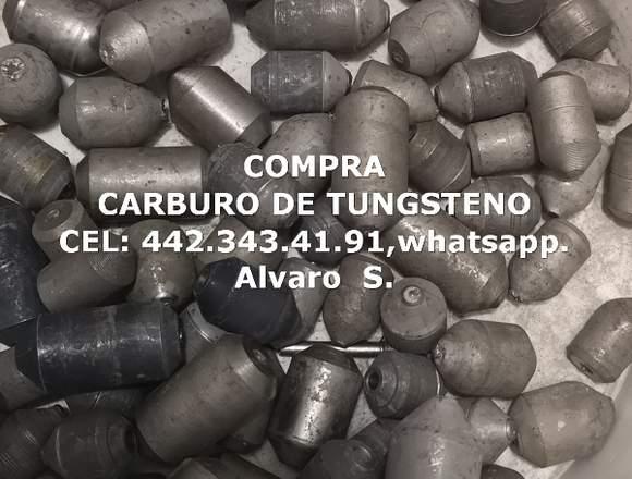 COMPRA DE DESPERDICIO DE CARBURO EN IRAPUATO
