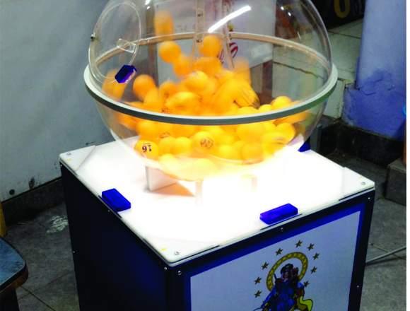 Baloteras para Bingo - Bingo Star Peru