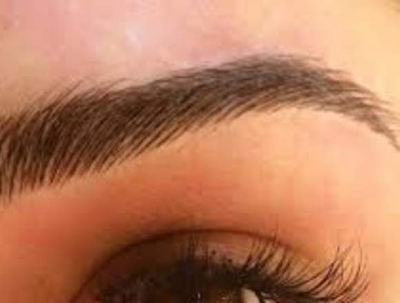 MICROBLADING  EN EL SALON CAROLINA´S