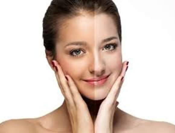 tratamiento facial , salon carolinas!