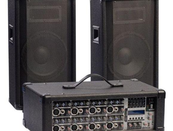 ¡Sonido y Amplificación para tus Eventos! Pereira