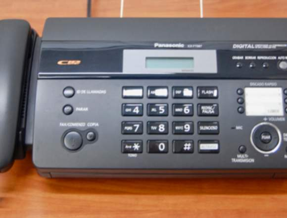 DE OPORTUNIDAD: FAX PANASONIC DIGITAL