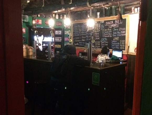vendo, permuto o arriendo Cerveceria en Zipaquira