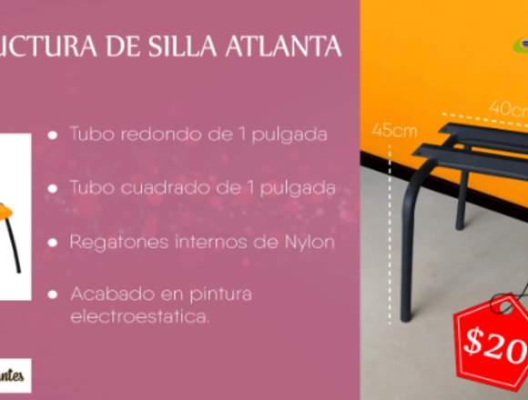 Mueble  De Oficina Estructura de Silla Atlanta