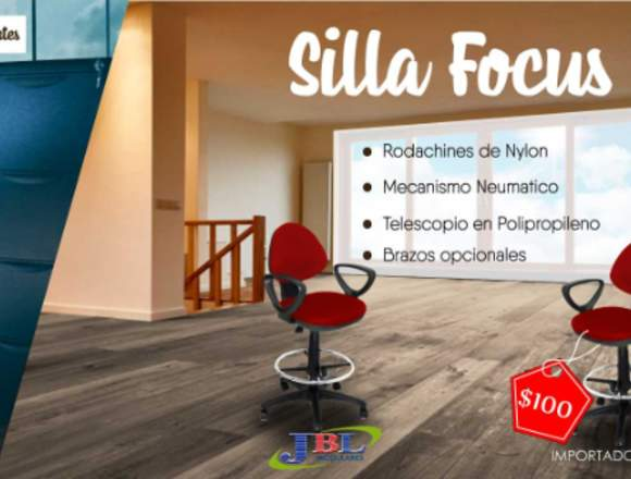 Mueble de Oficina Silla Focus