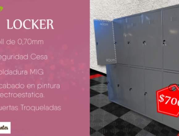 Mueble De Oficina Locker