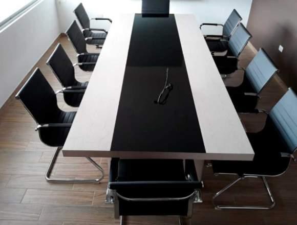 Mueble de Oficina Mesa de Reunion
