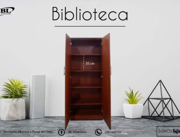Mueble de Oficina Biblioteca