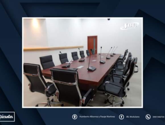 Muebles de Oficina Mesa de Reuniones
