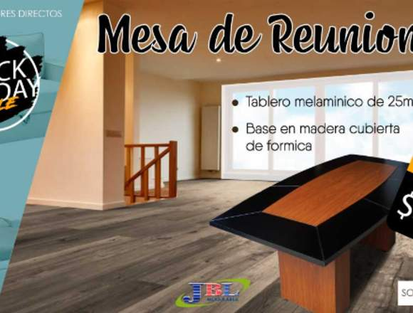 Mueble de Oficina Black Friday II