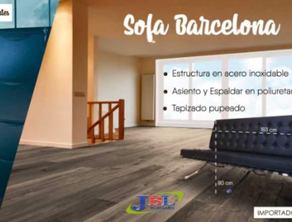 Mueble de Oficina Sofa Barcelona