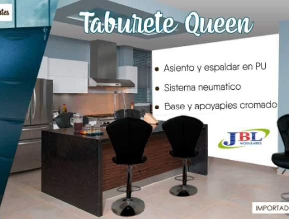 Mueble de Oficina Taburete Queen